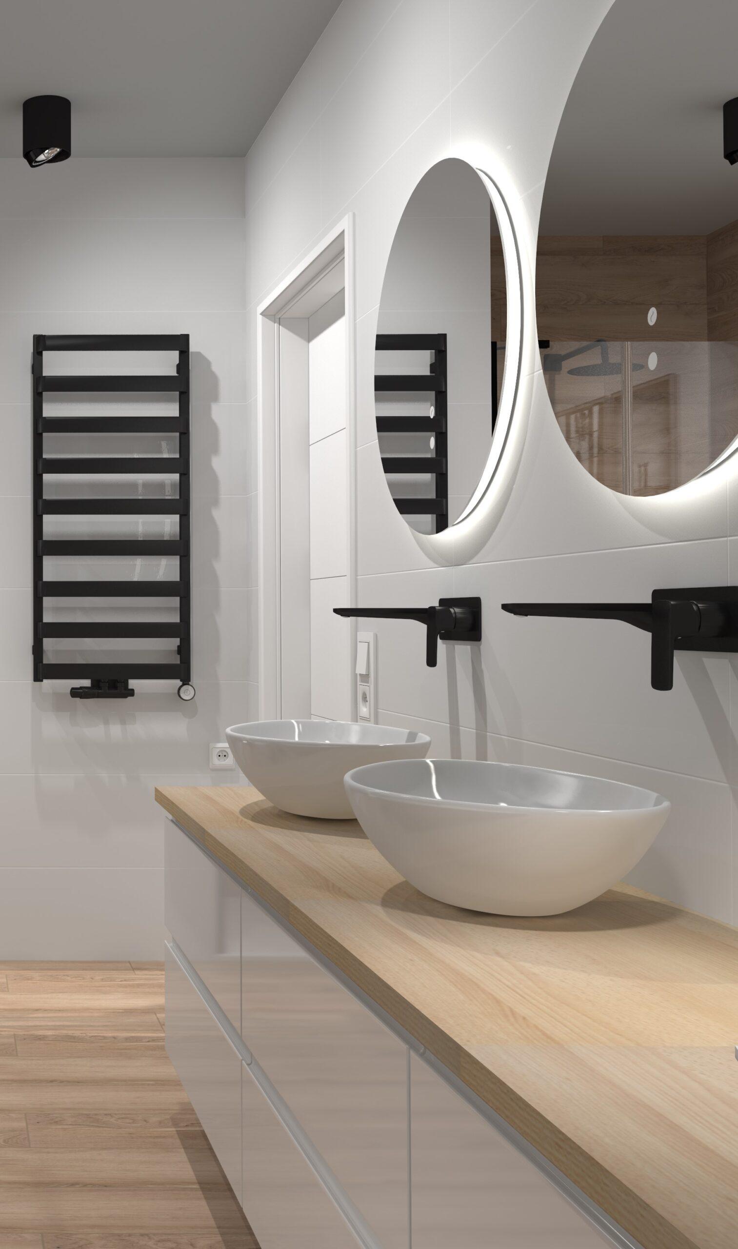 wizualizacja łazienki, projekt 3d łazienki, glazura, glazura tyska, kasperczych, tychy